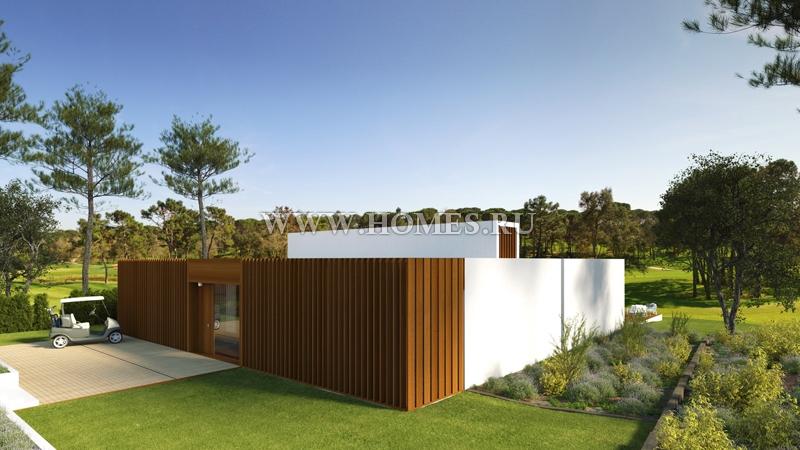 Современный дом в городе Кальдас-де-Малавелья