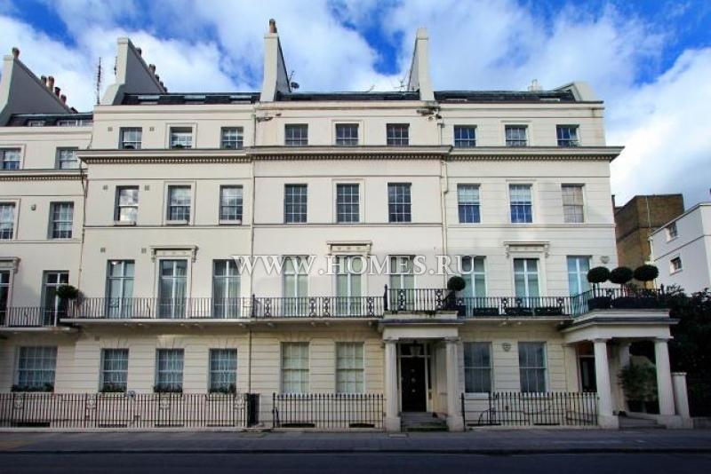 Старинный дом в Лондоне