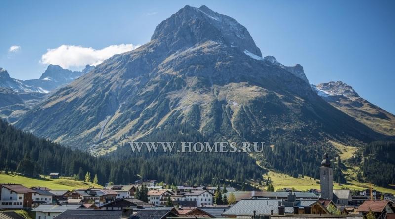 Эксклюзивное шале в Швейцарии