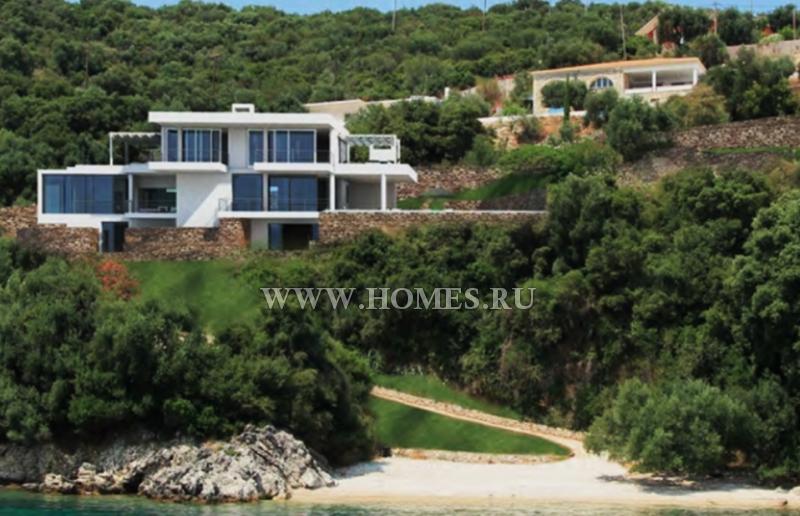 Изумительная вилла на острове Корфу