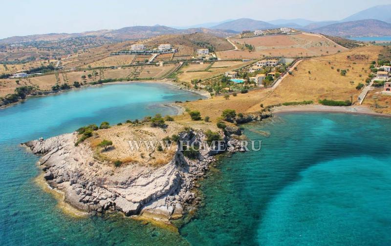 Великолепный земельный участок на полуострове Пелопоннес
