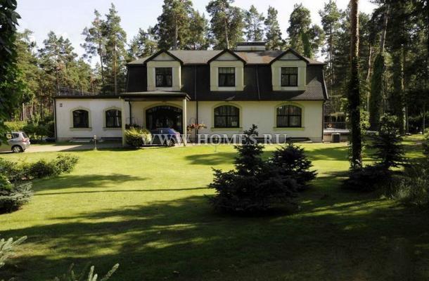 Превосходный дом в Юрмале