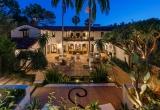 Необычное поместье в Лос-Анджелесе