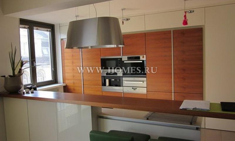 Просторная квартира в Вене