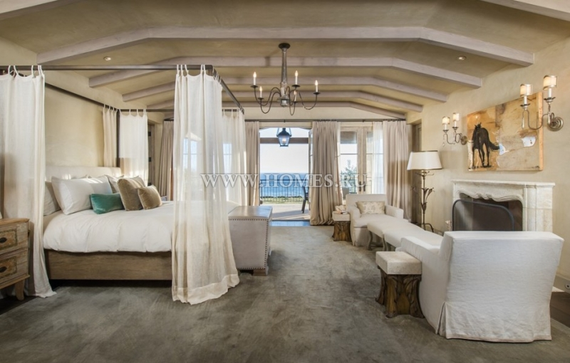 Восхитительный особняк в Малибу, США