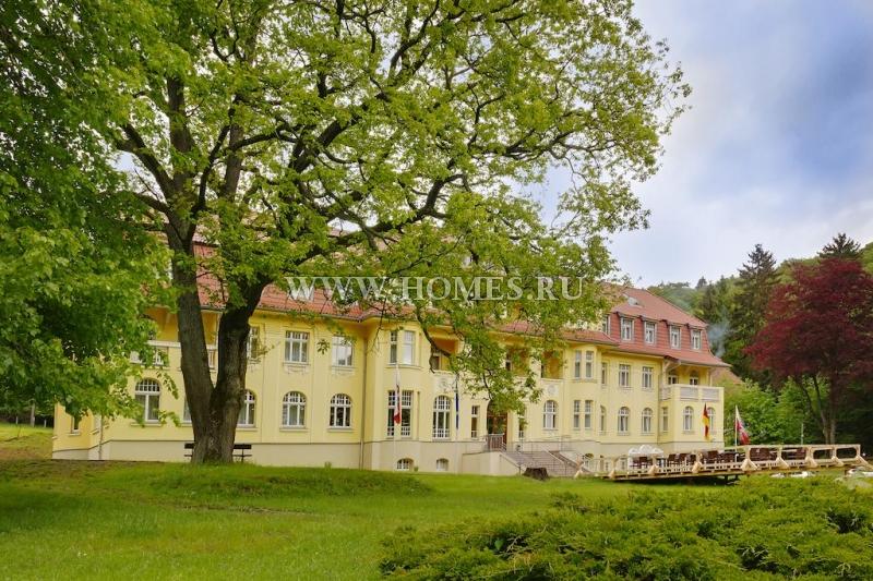 Великолепный 4-звездочный отель в Зюльцхайне