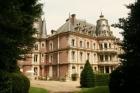 Великолепный замок в Верхней Нормандии
