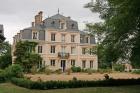 Очаровательный замок в Сарте, неподалеку от Ле-Мана