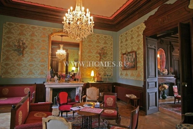 Симпатичный замок в Шаранте, Коньяк