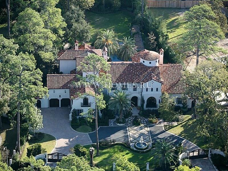 Роскошный дом в США