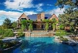 Уникальная резиденция с пастбищами в Техасе