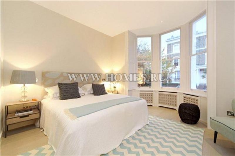 Уютные апартаменты в Лондоне