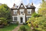 Очаровательный викторианский дом в Лондоне