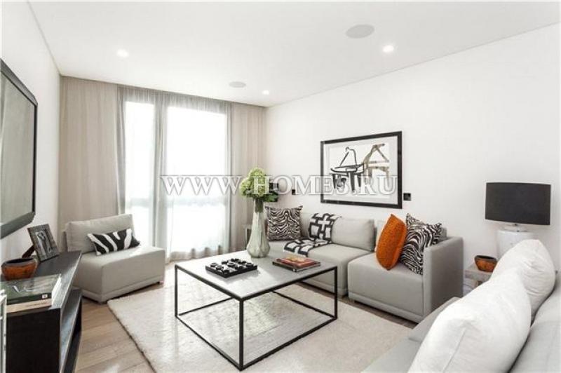 Стильные апартаменты в Лондоне