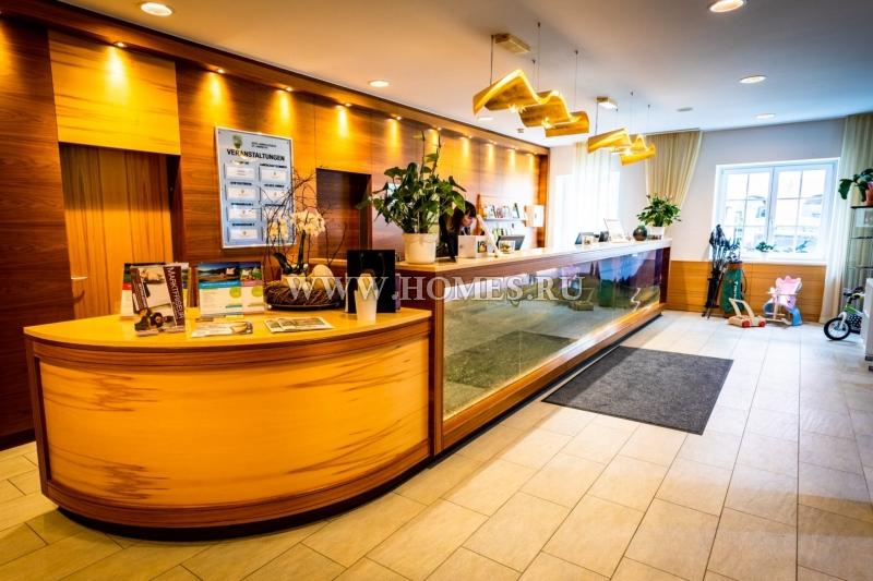 Великолепный 4-х звездочный отель в Штирии