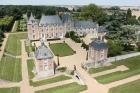 Замечательный замок 17-го века