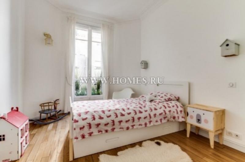 Чудесная квартира в Париже