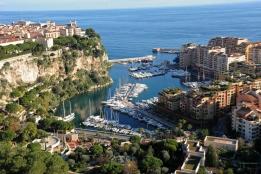 Монако. География и климат