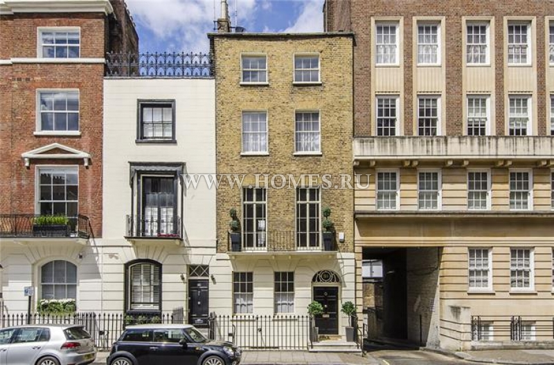 Превосходный дом в Лондоне