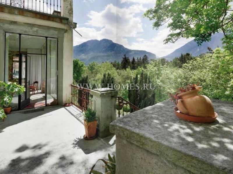 Великолепное поместье в Швейцарии