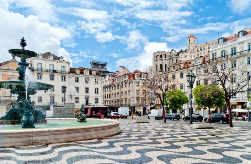 Проект в центре Лиссабона