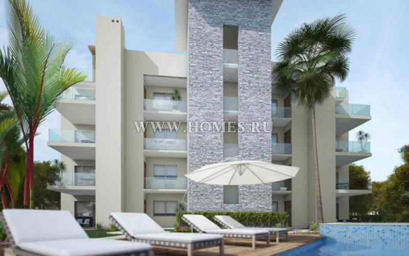 Прекрасный апартамент в Мексике