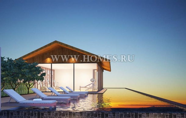 Потрясающий апартамент на Пхукете