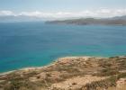 Участок на берегу моря Крита