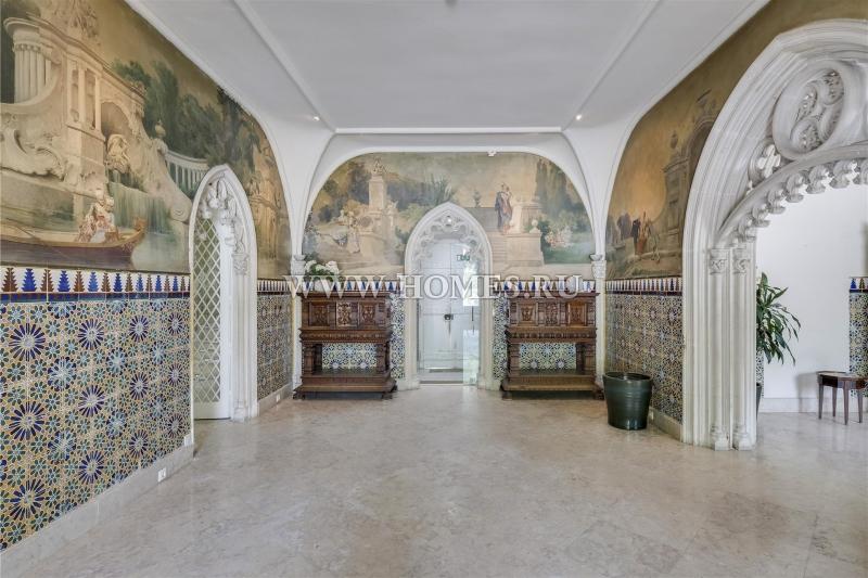 Очаровательный дворец 19 века в округе Лиссабона