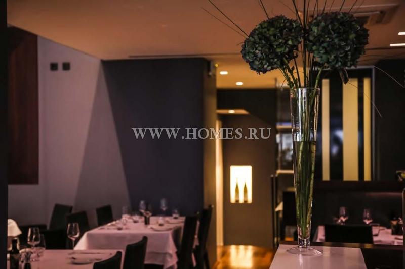 Эксклюзивный ресторан в центре Вены