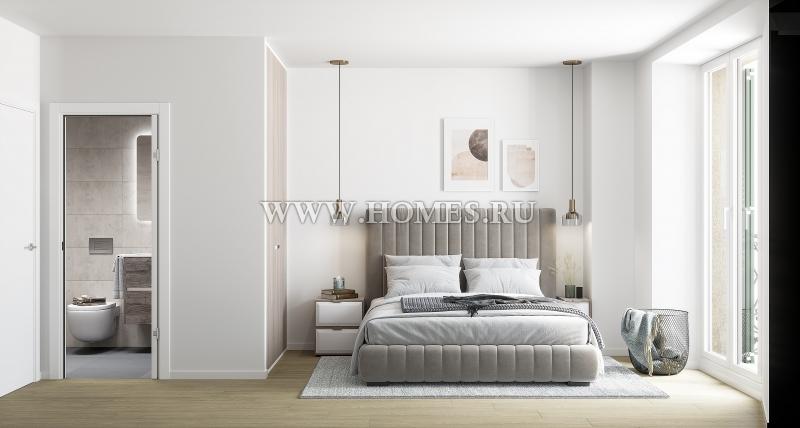 Новый жилой комплекс в Сан-Себастьяне