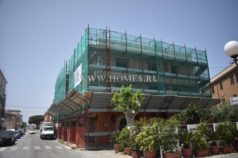 Новый комплекс в центре Паргелии, Калабрия
