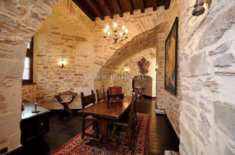 Уникальный замок 1179 года