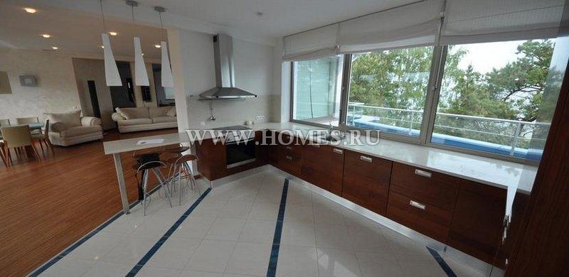 Замечательная квартира в Юрмале, Пумпури
