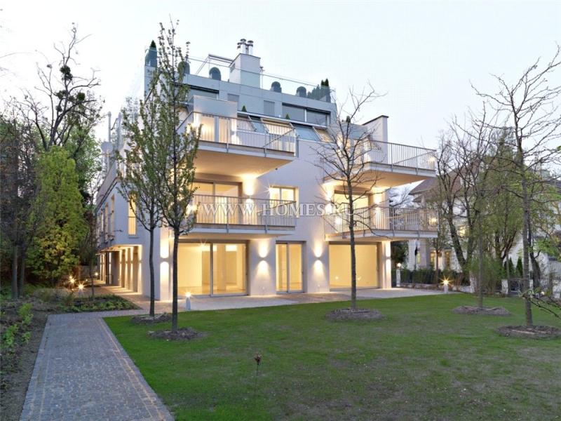 Стильные апартаменты в Вене