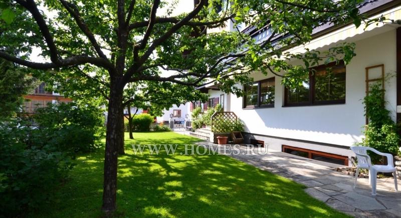 Прекрасный загородный дом в Австрии