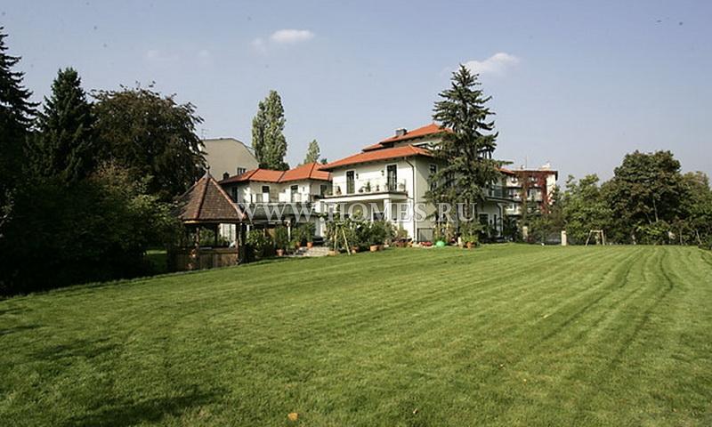 Уютная резиденция с очаровательным садом в Вене
