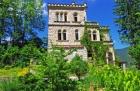 Изысканный замок в Баварии