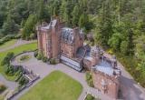 Шотландский замок на полуострове Арднамурхан