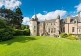 Чудесный замок в Эдинбурге