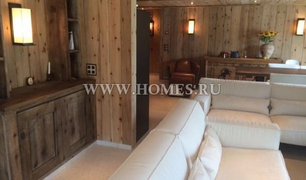 Шикарная квартира на курорте Санкт-Мориц