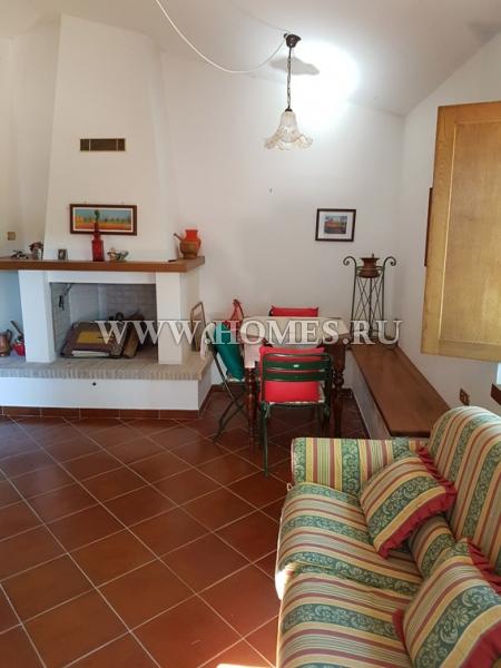 Терамо, домик в итальянской провинции