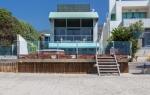Современный дом на пляже в Малибу, США