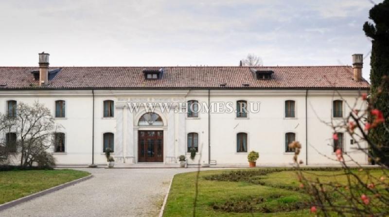 Роскошный особняк в Венето