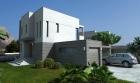 Дом в современном стиле в Кальпе