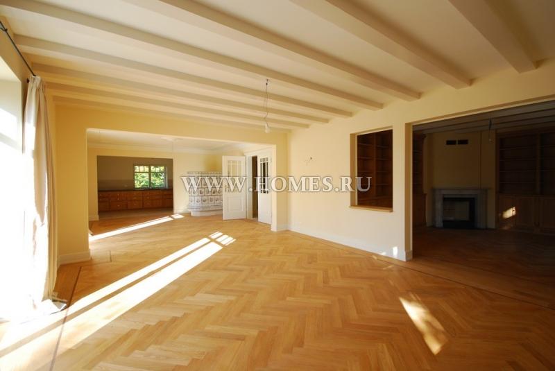 Чудесный дом в городе Цолликон, Цюрих