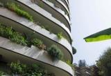 Монако, современный апартамент в центре города