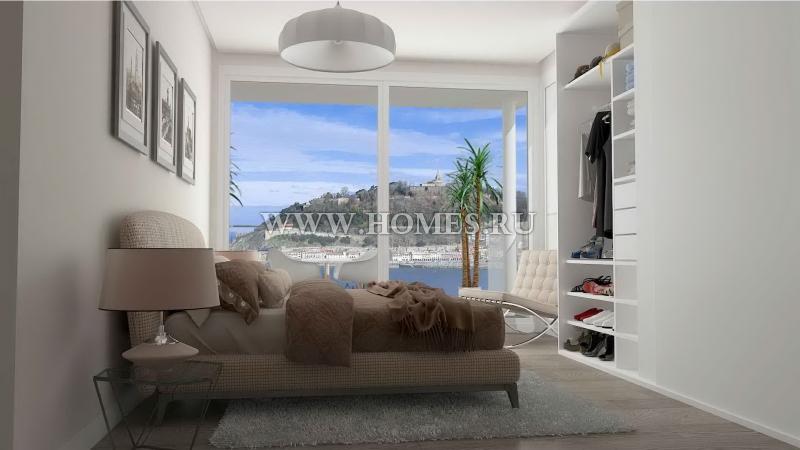 Современная квартира в Сан-Себастьяне