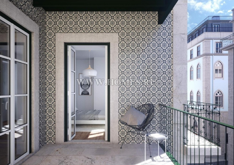 Элегантная квартира в центре Лиссабона