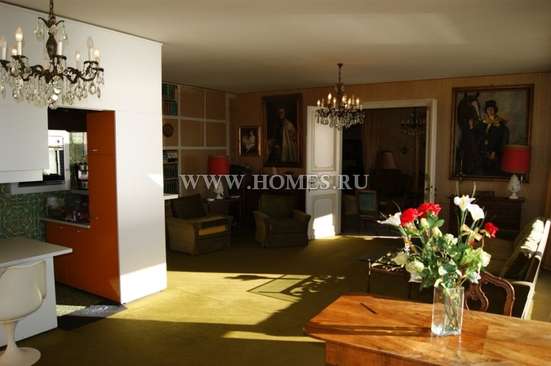Красивые апартаменты на западе Лигурии